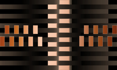 Here is an abstract background image.  This is an illustration. Stock fotó - 110202737