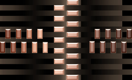 Here is an abstract background image.  This is an illustration. Stock fotó - 110202738