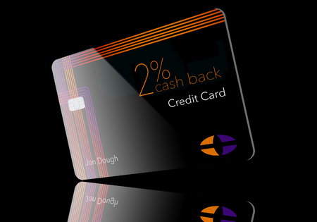 Here is a cash back rewards credit card.