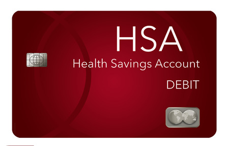 Here is a Health Saving Account debit card. It is also known as an HSA debit card.