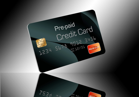 Here is a pre-paid credit card used to improve credit score.