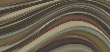 Here is an abstract image that resembles folds of fabric in muted tones.