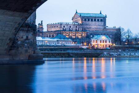 Semper Opera House, Dresden, Germany