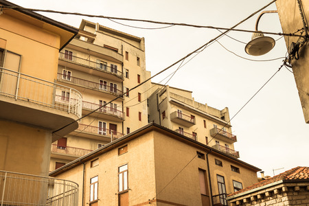 italian architecture: Italian Architecture of the 70ies