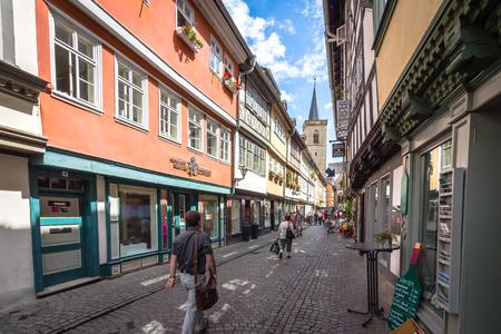 erfurt: Kraemerbruecke Erfurt