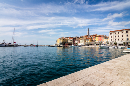 Rovinj - View from the harbor