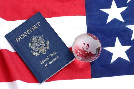 passport photo Stock fotó - 9474806
