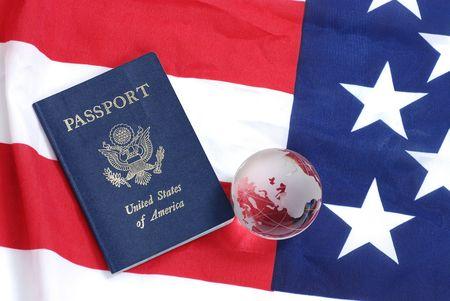 immigration: passport photo