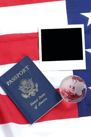 foto carnet: foto de pasaporte