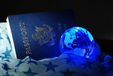 US passport photo