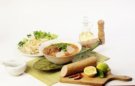 vietnamese food: Vietnamese food  Stock Photo