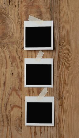 blank picture frames photo