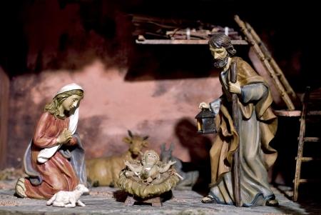 pesebre: El nacimiento de Cristo