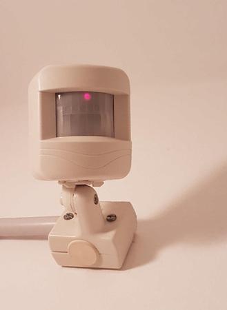 nightvision: camera volumetric detection sensor for lighting