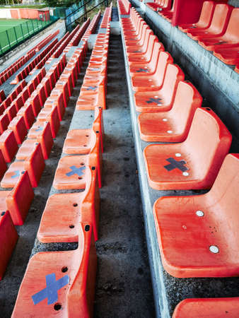 stadium seats to sit in the period of covid-19: anti covid-19 seats