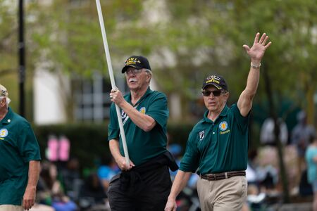 Wilmington, North Carolina, USA - April 6, 2019: The North Carolina