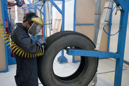 processing speed: Wheel factory