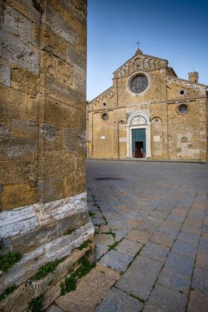 volterra: Italy, Tuscany, Volterra, Cathedral of Santa Maria Assunta