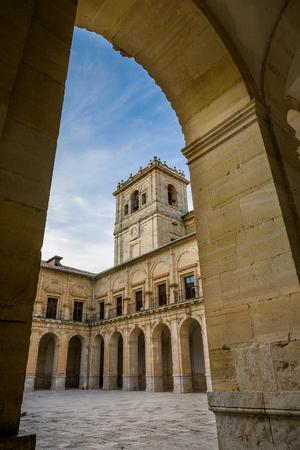 mancha: Monastery of Ucles, Cuenca province, Castilla La Mancha, Spain