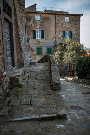 Campiglia Marittima, Province of Livorno in the Italian region Tuscany, located about 100 kilometers from Florence