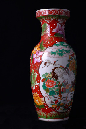 Large Chinese Vase Stock Photo Picture And Royalty Free Image