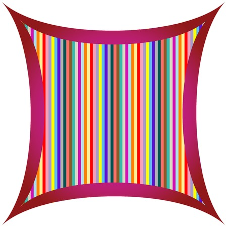 stripes, vector art illustration Stock Vector - 6072070