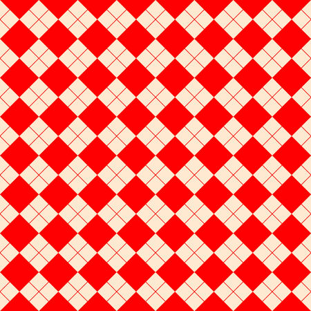 sweater texture red, vector art illustration; more textures in my gallery Illustration
