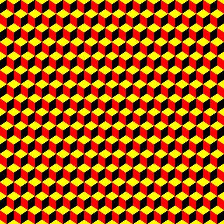 psychedelic pattern, vector art illustration Stock Vector - 6110479