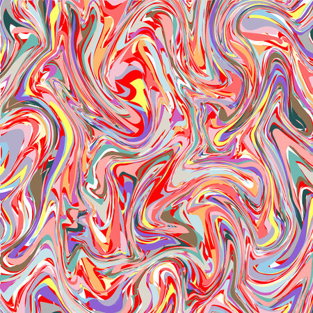 混合された色、ベクトル アートの図;私のギャラリーでモード抽象的なテクスチャ