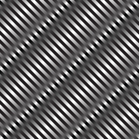 metallic stripes, vector art illustration; more stripes and textures in my gallery Vector