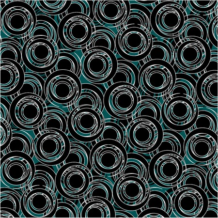 abstract circle pattern, vector art illustration; more textures and drawings in my gallery Ilustrace