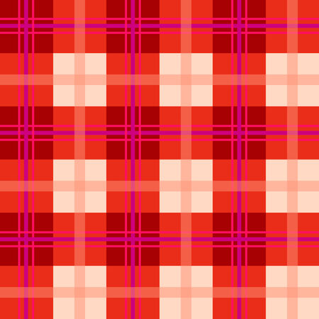 stylish red abstract mesh, art illustration Vector