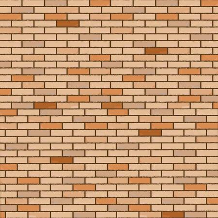 wall made of bricks, realistic texture, abstract art illustration