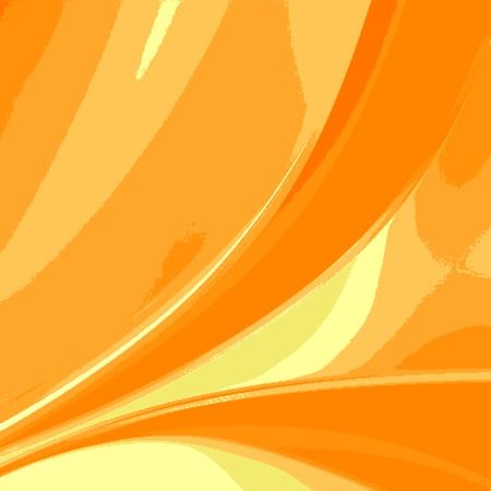 art work: abstract orange background, unique  art illustration, awesome art work