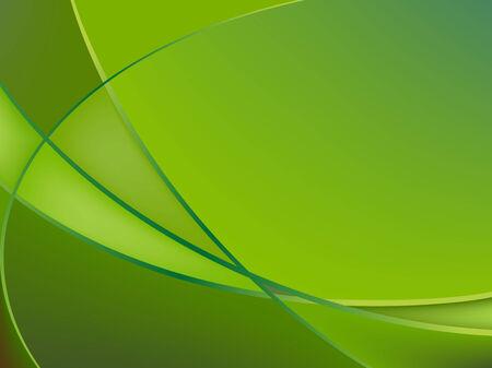 abstract green background,  art illustration Vector