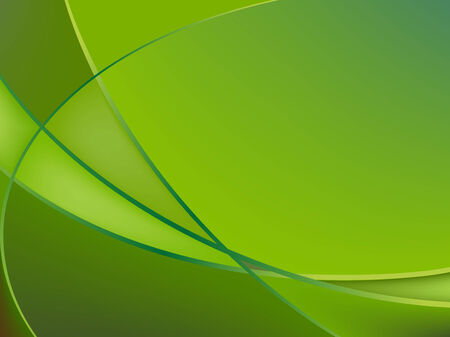 abstract green background,  art illustration