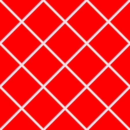 bad fliesen: Red nahtlose Fliesen, abstrakte Textur, Illustration