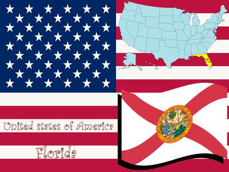 플로리다 주 그림, 추상 예술 일러스트