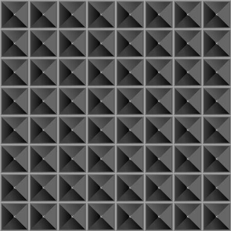pyramids seamless texture, abstract pattern,  art illustration