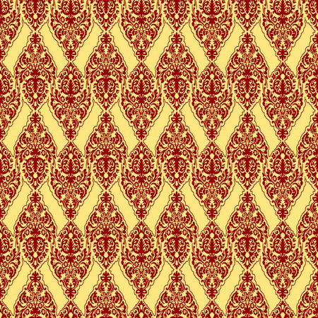 빨간색 다마 질감, 추상 원활한 패턴, 예술 그림