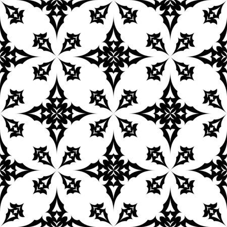 forged iron texture, abstract seamless pattern,  art illustration Vector