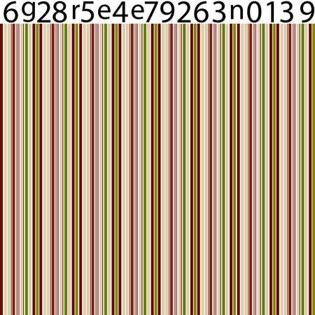 bar code green stripes, abstract texture,   art illustration