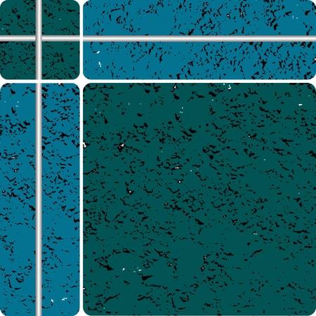 blue stone type ceramic tiles,  art illustration illustration