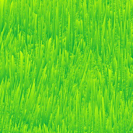 fresh grass texture, abstract art illustration illustration
