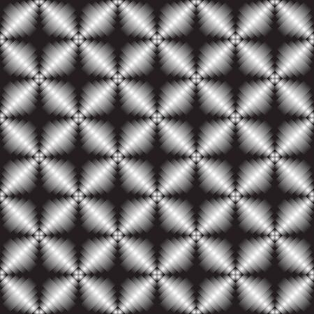 metallic geometric seamless texture,   art illustration