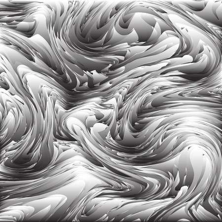 Art mixte de gris et blanc, illustration, plusieurs textures dans ma Galerie  Banque d'images - 7337026