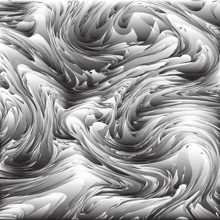gemengde grijs en wit, kunst meer bit map patronen in mijn galerij afbeelding  Stockfoto