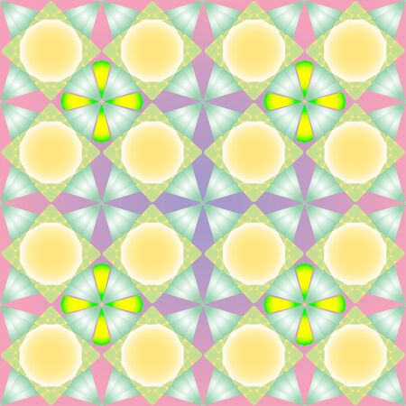 pastel seamless flowers texture, abstract art illustration