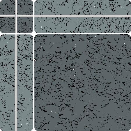 ceramic tiles, vectir art illustration; more ceramic tiles and textures in my gallery illustration