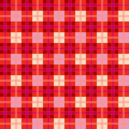 stylish red abstract mesh extended, art illustration illustration